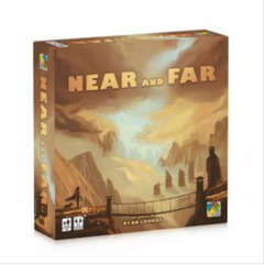 Copertina NEAR AND FAR n. - NEAR AND FAR, DVGIOCHI