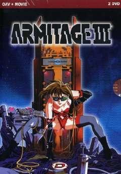 Copertina Animazione giapponese n.2 - Armitage Box (Complete OAV+Dual Matrix) (2 Dvd), DYNIT SRL