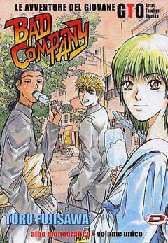 Copertina BAD COMPANY n.0 - BAD COMPANY, DYNIT SRL