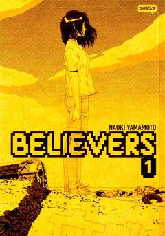 Copertina BELIEVERS n.1 - BELIEVERS, DYNIT SRL