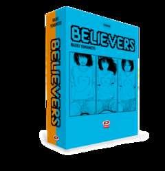 Copertina BELIEVERS Cofanetto n. - BELIEVERS 1/2, DYNIT SRL
