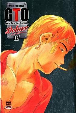 Copertina BIG GTO Deluxe (m13) n.7 - GREAT TEACHER ONIZUKA, DYNIT SRL