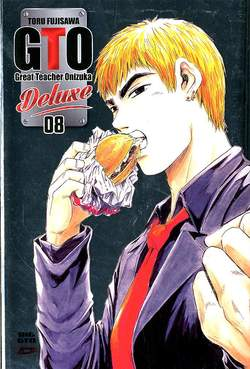 Copertina BIG GTO Deluxe (m13) n.8 - GREAT TEACHER ONIZUKA, DYNIT SRL