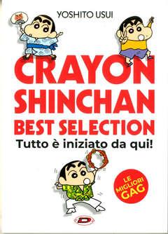 Copertina CRAYON SHINCHAN n. - CRAYON SHINCHAN, DYNIT SRL