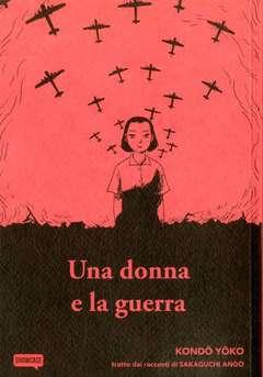 Copertina DONNA E LA GUERRA n. - UNA DONNA E LA GUERRA, DYNIT SRL