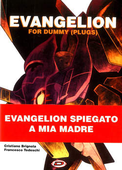 Copertina EVANGELION FOR DUMMY (PLUGS) n. - EVANGELION FOR DUMMY (PLUGS), DYNIT SRL