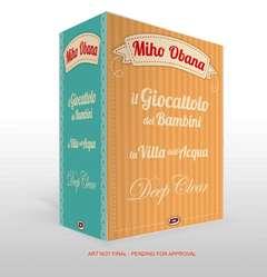 Copertina GIOCATTOLO DEI BAMBINI Cofan. n. - ROSSANA -  IL GIOCATTOLO DEI BAMBINI Big Edition 1-7/DEEP CLEAR/LA VILLA DELL'ACQUA, DYNIT SRL