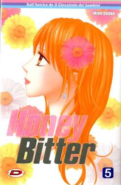 Copertina HONEY BITTER n.5 - HONEY BITTER, DYNIT SRL