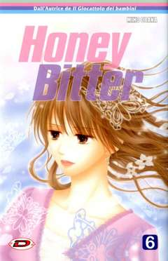 Copertina HONEY BITTER n.6 - HONEY BITTER, DYNIT SRL