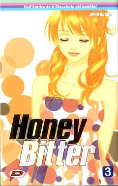 Copertina HONEY BITTER Ristampa n.3 - HONEY BITTER Ristampa, DYNIT SRL