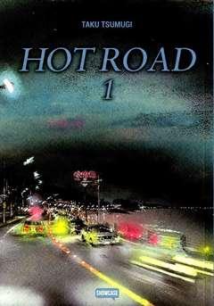 Copertina HOT ROAD n.1 - HOT ROAD, DYNIT SRL