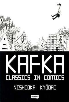 Copertina KAFKA CLASSICS IN COMICS n. - KAFKA CLASSICS IN COMICS, DYNIT SRL