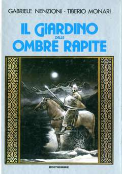 Copertina GIARDINO OMBRE RAPITE n. - GIARDINO OMBRE RAPITE, EDITIEMME