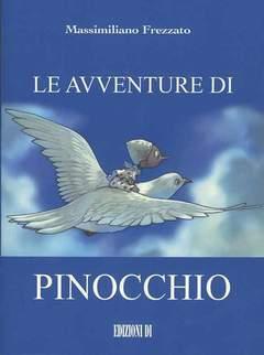 Copertina AVVENTURE DI PINOCCHIO n.0 - LE AVVENTURE DI PINOCCHIO, EDITORI DEL GRIFO