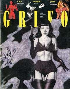 Copertina GRIFO n.13 - IL GRIFO                    13, EDITORI DEL GRIFO