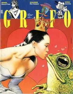 Copertina GRIFO n.14 - IL GRIFO                    14, EDITORI DEL GRIFO