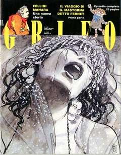 Copertina GRIFO n.15 - IL GRIFO                    15, EDITORI DEL GRIFO