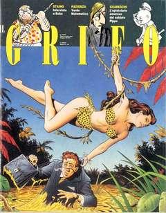 Copertina GRIFO n.16 - IL GRIFO                    16, EDITORI DEL GRIFO
