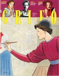 Copertina GRIFO n.17 - IL GRIFO                    17, EDITORI DEL GRIFO