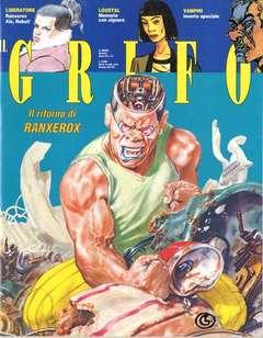 Copertina GRIFO n.21 - IL GRIFO                    21, EDITORI DEL GRIFO