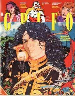 Copertina GRIFO n.25 - IL GRIFO                    25, EDITORI DEL GRIFO