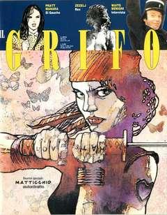 Copertina GRIFO n.27 - IL GRIFO                    27, EDITORI DEL GRIFO