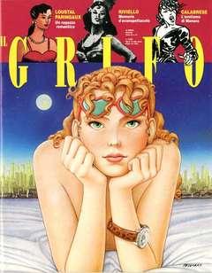 Copertina GRIFO n.31 - IL GRIFO                    31, EDITORI DEL GRIFO