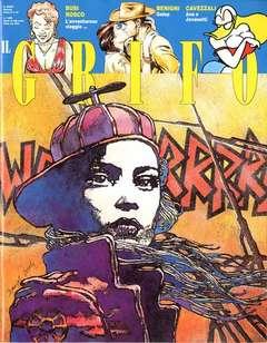 Copertina GRIFO n.33 - IL GRIFO                    33, EDITORI DEL GRIFO