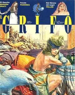 Copertina GRIFO n.2 - IL GRIFO                     2, EDITORI DEL GRIFO