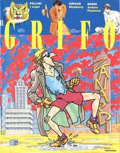 Copertina GRIFO n.5 - IL GRIFO                     5, EDITORI DEL GRIFO