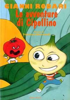 Copertina AVVENTURE DI CIPOLLINO n. - AVVENTURE DI CIPOLLINO, EDITORI RIUNITI
