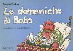 Copertina DOMENICHE DI BOBO n. - DOMENICHE DI BOBO, EDITORI RIUNITI
