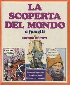 Copertina SCOPERTA DEL MONDO n.5 - DA DAMPIER AL BOUNTY, EDITORI RIUNITI