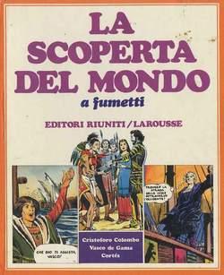 Copertina SCOPERTA DEL MONDO n.2 - SCOPERTA DEL MONDO           2, EDITORI RIUNITI