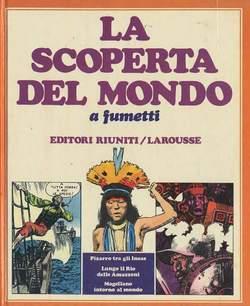 Copertina SCOPERTA DEL MONDO n.3 - SCOPERTA DEL MONDO           3, EDITORI RIUNITI