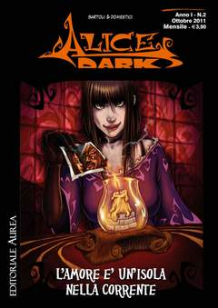 EDITORIALE AUREA - ALICE DARK