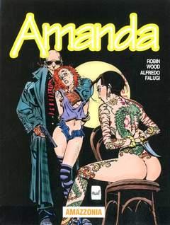 Copertina AMANDA n.16 - Amazzonia, EDITORIALE AUREA