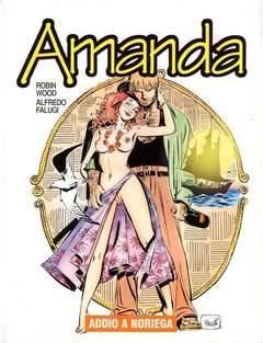 Copertina AMANDA n.23 - ADDIO A NORIEGA, EDITORIALE AUREA