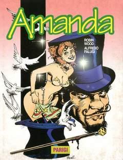 Copertina AMANDA n.29 - PARIGI, EDITORIALE AUREA