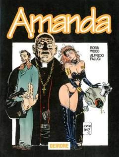 Copertina AMANDA n.38 - DEIRDRE, EDITORIALE AUREA