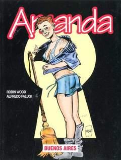 Copertina AMANDA n.3 - BUENOS AIRES, EDITORIALE AUREA