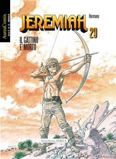 Copertina AUREACOMIX n.16 - JEREMIAH, EDITORIALE AUREA