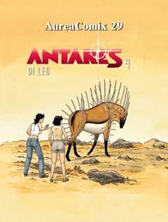 Copertina AUREACOMIX n.29 - ANTARES, EDITORIALE AUREA