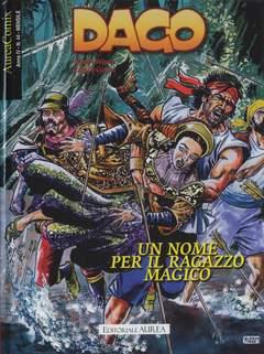 Copertina AUREACOMIX n.44 - UN NOME PER IL RAGAZZO MAGICO, EDITORIALE AUREA