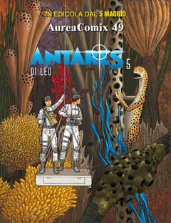 Copertina AUREACOMIX n.49 - ANTARES, EDITORIALE AUREA