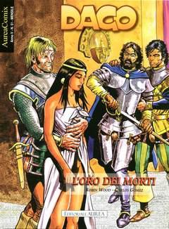 Copertina AUREACOMIX n.51 - L'ORO DEI MORTI, EDITORIALE AUREA