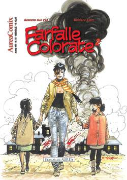 Copertina AUREACOMIX n.79 - FARFALLE COLORATE 2, EDITORIALE AUREA