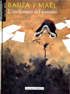 Copertina AUREACOMIX n.7 - L'INCHIOSTRO DEL PASSATO, EDITORIALE AUREA