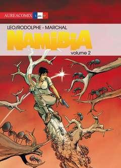 Copertina AUREACOMIX LINEA BD n.10 - NAMIBIA, EDITORIALE AUREA