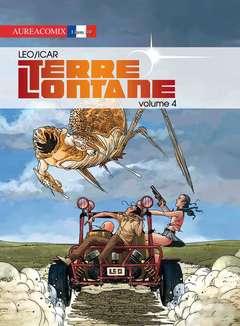 Copertina AUREACOMIX LINEA BD n.11 - TERRE LONTANE, EDITORIALE AUREA